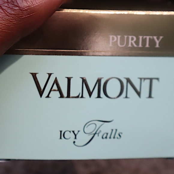 Valmont Other - Valmont Icy Falls Cleansing Jelly Used once
